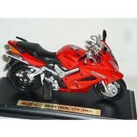 Honda Steed 600 Schwarz Mit Sockel 1//18 Maisto Modell Motorrad mit oder ohne i..