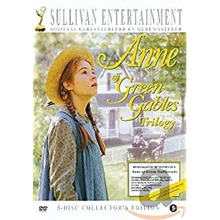 Anne of Green Gables - Collector's Box Set (Dutch Import)
