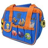 Bob the Builder Tool Kids Sports Bag, 23 cm, Blue