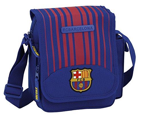 Safta Bandolera F.C. Barcelona 17/18 Oficial Con Bolsillo
