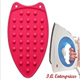 Milestouch Iron Rest Ironing Pad - Hot Mat Ironing Helpers Ironing Insulation Boards (Random Color)
