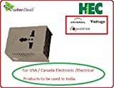 #7: Voltage convertor (220 v to 110 v ) for USA / Canada products rated upto 1600 watts to be used in India.