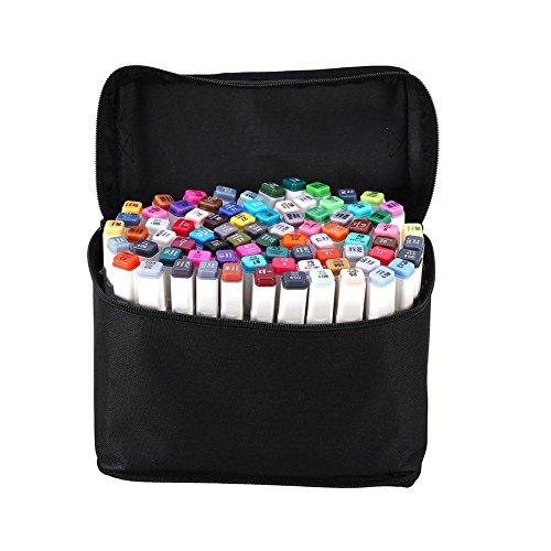 Rotuladores multicolor bolígrafos Arte diseño...