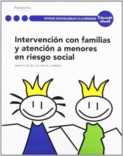 Intervención con las familias y atención a menores en riesgo social (Educacion)