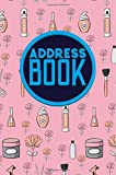 Address Book: Address Book For Girls, Names And Addresses List, Address Phone Book Or...