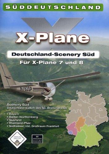 Ash X - Plane Süddeutschland Scenery - [PC/Mac]