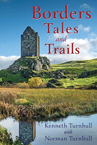 Borders Tales and Trails Moss Tweed