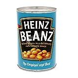 #1: Heinz Baked Beanz, 415 gm (Pack of 2)