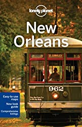 Lonely Planet New Orleans (Travel Guide) by Adam Karlin (2012-11-01)