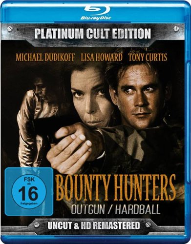 Bounty Hunters - 2er-Schuber (Outgun - Hardball) - Platinum Cult Edition [2 Blu-rays]