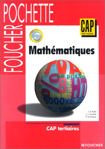 Mathématiques : CAP tertiaire