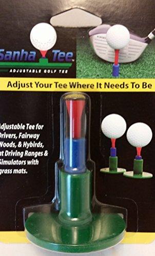 Sanha Adjustable Golf Tee by Sanha (Golf-tees-adjustable)
