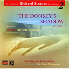 "The Donkey's Shadow: ""Struthion On The Left..."""