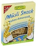 Rapunzel Bio Müsli Snack Kokos-Amaranth (1x 4Stück)