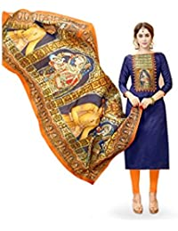 Aangini Women's Unstitched Salwar Kameez Suit | Ready-made Daily Party Wear Dress Material | Free Size |