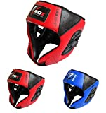 RDX Maya Hide Leather Kids Boxing MMA Headgear Junior Head Guard Children Youth - Best Reviews Guide