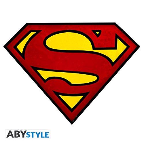 Matte PC Superman Logo