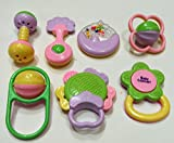 Smt Rattle,Sweet Cuddle Infants,Rattle, ...