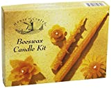 House of Crafts Bienenwachs Starter Kerze Kit