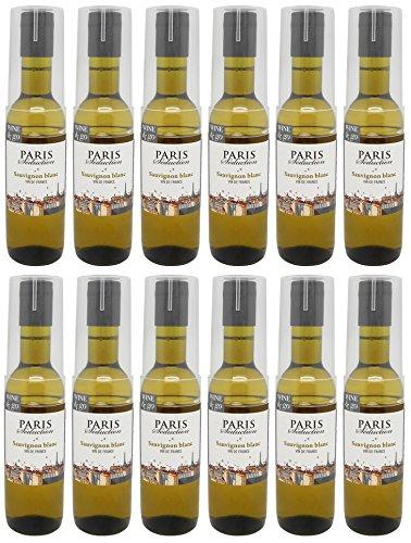 Paris-Seduction-Sauvignon-Blanc-Wine-Go-in-PET-Flasche-mit-Becher-12-x-0187