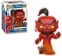 FunKo Pop! Disney: Aladdin - Red Jafar como Gen...