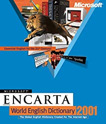 Microsoft Encarta World English Dictionary 2001