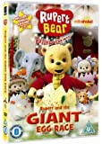 Rupert The Bear - Rupert And The Giant Egg Race [DVD]