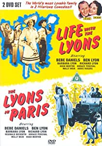 Life with the Lyons/The Lyons in Paris [DVD]