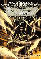 Attack of the Paper Bats (Library of Doom) by Michael Dahl (2010-02-15)