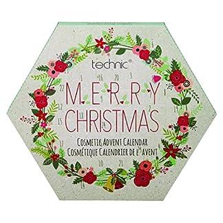 Technic cosméticos Calendario de Adviento, Navidad Hexagonal
