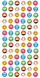 Sticker Solutions Mini Smile Reward Stickers (Pack of 234)