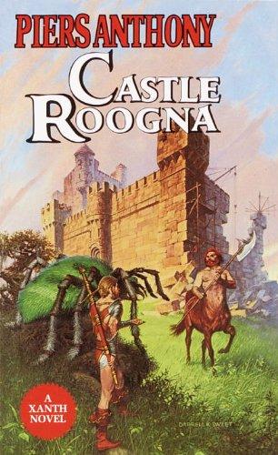 Castle Roogna (Turtleback School & Library Binding Edition) (Xanth Novels (Pb))