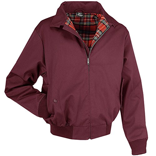 Brandit Canterbury Jacke Bordeaux - 3XL Military Style Jacke