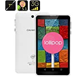 Chuwi Vi7 Android Phablet - 3G SIM Slot, 7 Inch IPS Screen, Android 5.1, GPS, Quad Core CPU, 2500mAh Battery