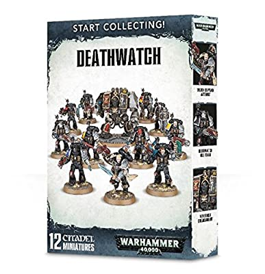 Warhammer 40k - Start Collecting! Deathwatch