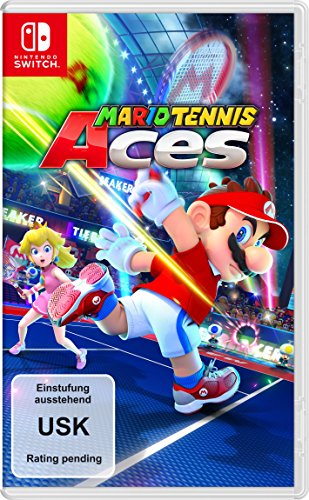 mario tennis aces - [nintendo switch] - 51CERGxK 2BKL - Mario Tennis Aces – [Nintendo Switch]