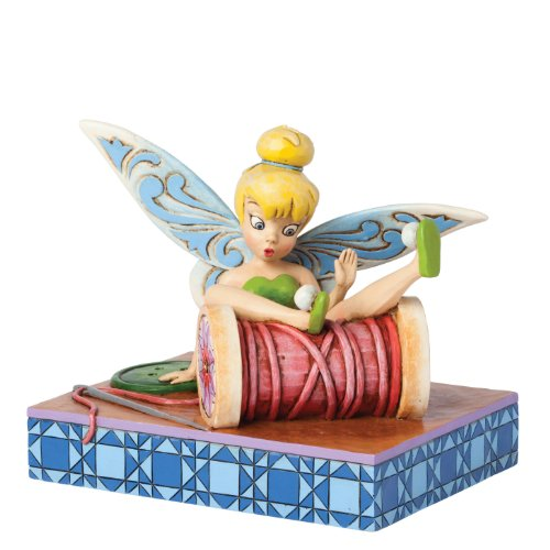 Disney Traditions 4038498 Falling Fairy Tinker Bell