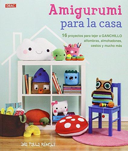Portada del libro Amigurumi Para La Casa (Labores)