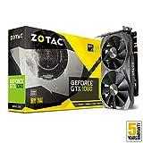 ZOTAC GeForce GTX 1060 6GB GDDR5X Grafikkarte (NVIDIA GeForce GTX 1060, 6GB GDDR5X, 192bit, Base-Takt 1506 MHz, Boost-Takt 1708 MHz, 8 GHz)