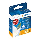 HERMA Transparol picture corners 500 pcs. - photo corners (Transparent)