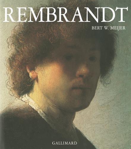 Rembrandt par Bert W. Meijer