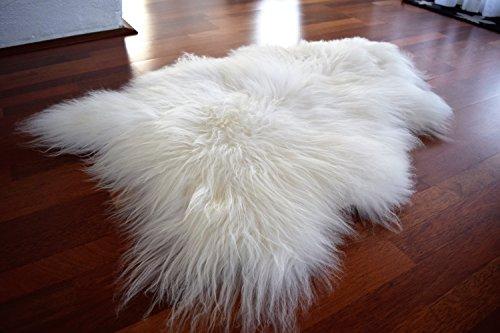 Zoom IMG-3 naturasan tappeto in pelliccia di