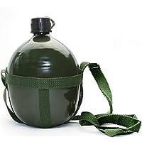 BaBaSM Praktisch Camping-Flasche im Freien kampierendes taktisches Militär 1.2 L Flaschen-Kessel