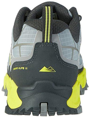 Columbia Trans Alps Ii, Chaussures de Running Compétition Homme Gris (Light Grey/ Zour)