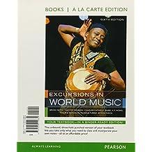 Excursions in World Music: Excursions in World Music, Books a la Carte Edition by Bruno Nettl (2015-06-25)