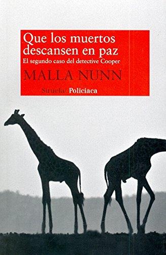Que Los Muertos Descansen En Paz descarga pdf epub mobi fb2