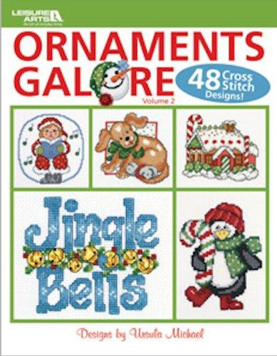 Ornaments Galore, Volume 2 (English Edition)