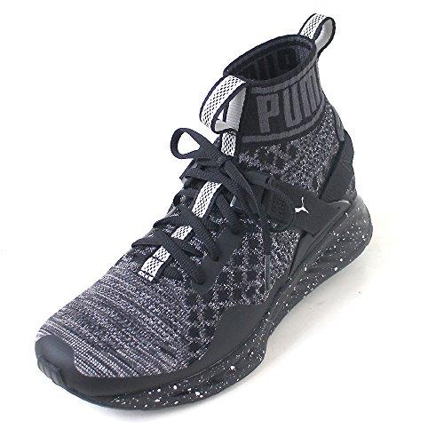 Puma Ignite Evoknit Metal 18989601, Scarpe sportive Noir