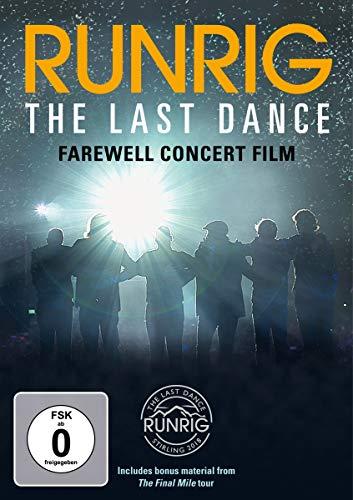 Runrig - The Last Dance - Farewell Concert Film [2 DVDs]