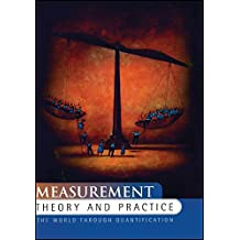 Measurement Theory and Practice